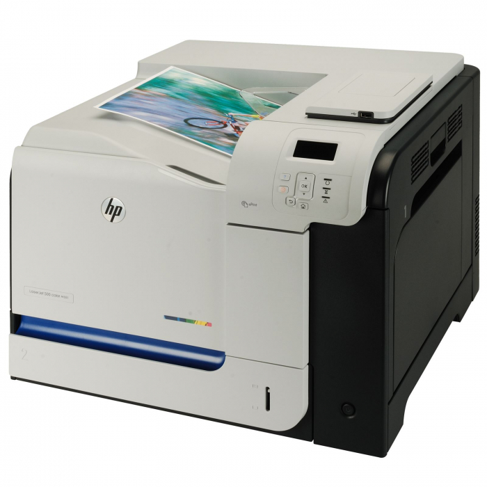 Hp laserjet enterprise 500 color m551dn cf082a 0