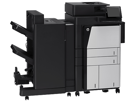 Hp laserjet enterprise flow m830z nfc/wireless d7p68a 0