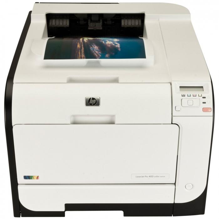 Hp laserjet pro m451dn ce957a 0