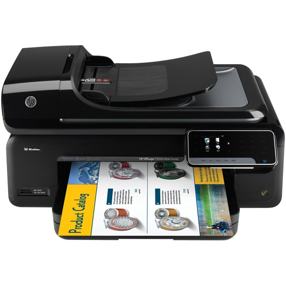 Hp officejet 7610 wide e-all-in-one cr769a 0