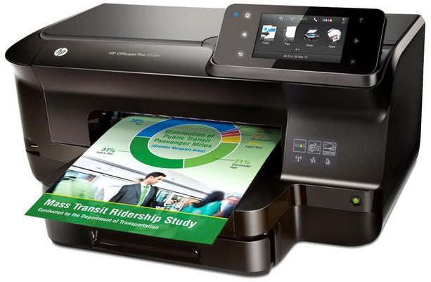 Hp officejet pro 251dw printer cv136a 0