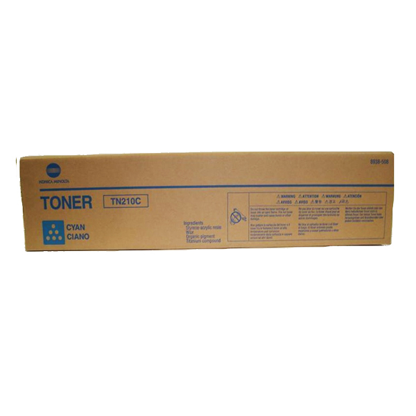 Konica-Minolta 8938512 Toner Cyan Original 0