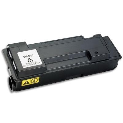 Kyocera tk-340 / tk-344 ( bk ) toner compatibil 0