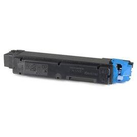 Kyocera tk-5150 (c) toner compatibil 0