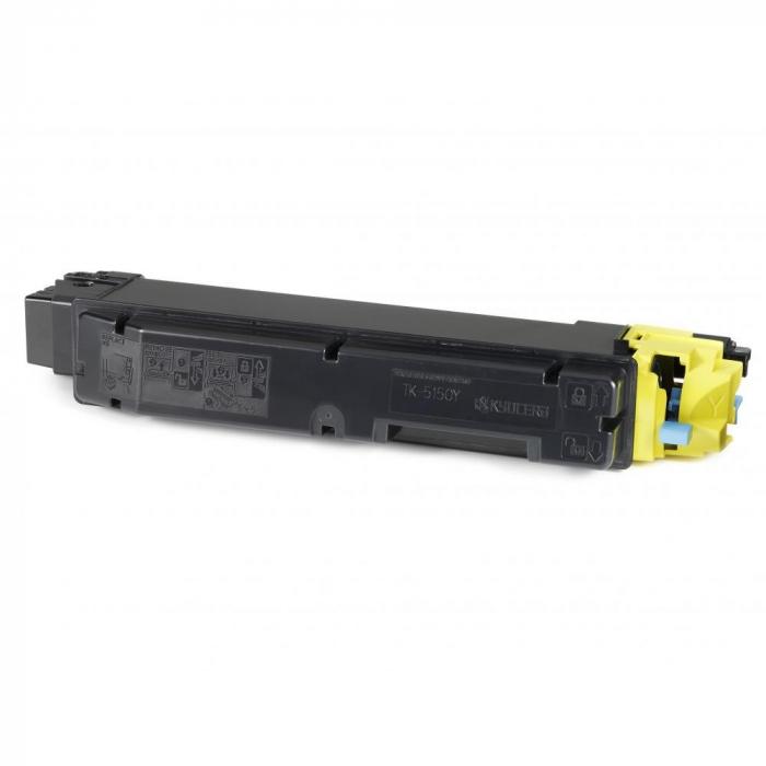 Kyocera tk-5150 (y) toner compatibil 0