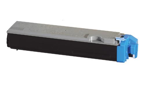Kyocera tk-520 ( c ) toner compatibil 0