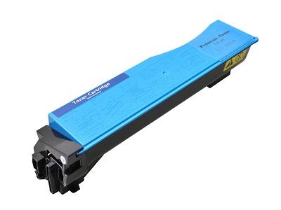 Kyocera tk-550 ( c ) toner compatibil 0