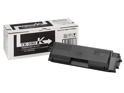 Kyocera TK-590K Toner Negru Original 0
