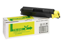 Kyocera TK-590Y Toner Yellow Original 0