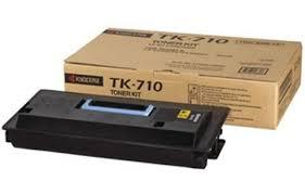 Kyocera TK-710 Toner Negru Original 0
