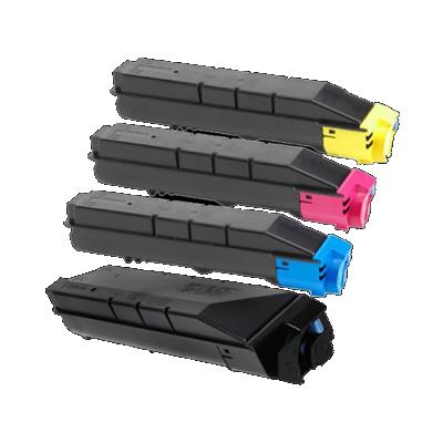 Kyocera tk-8505 / 8509 (y) toner compatibil 0