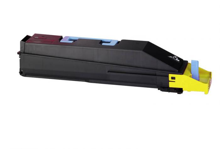 Kyocera tk-880 (y) toner compatibil 0
