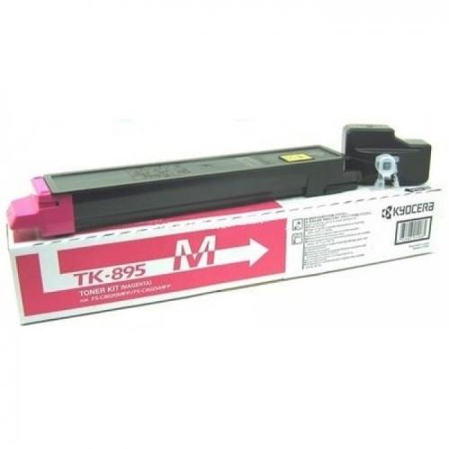 Kyocera TK-895M Toner Magenta Original 0
