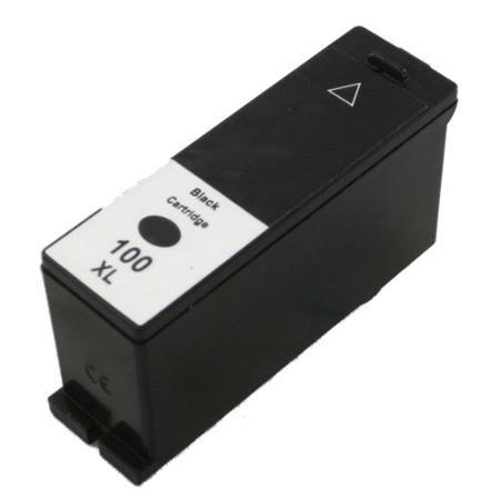 Lexmark 100xl / 14n1068 (bk) cartuş compatibil 0