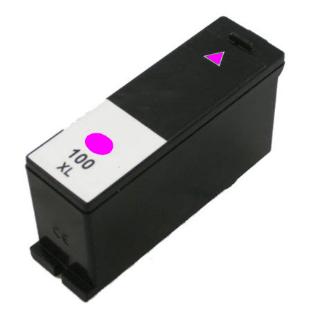 Lexmark 100xl / 14n1070e (m) cartuş compatibil [0]