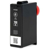 Lexmark 150xl / 14n1614aan (bk) toner compatibil 0