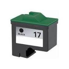Lexmark 17 (bk) cartuş compatibil 0