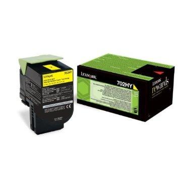 Lexmark 70C2HY0 Toner Yellow Original 0