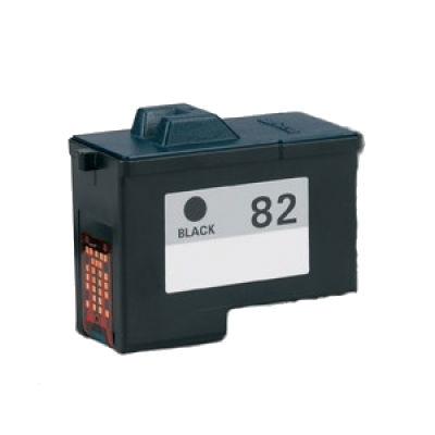 Lexmark 82 (bk) cartuş compatibil 0