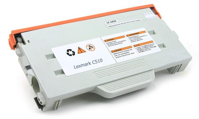 Lexmark c510 (y) toner compatibil 0