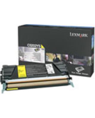 Lexmark C5202YS Toner Yellow Original 0