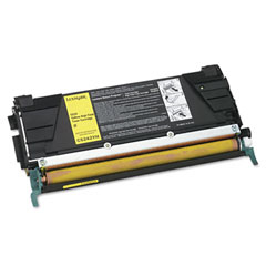 Lexmark c5242 (y) toner compatibil 0