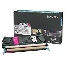 Lexmark C5242MH Toner Magenta Original 0