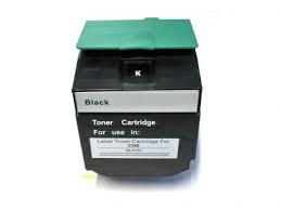 Lexmark c540 / c543 / c544 (bk) toner compatibil 0