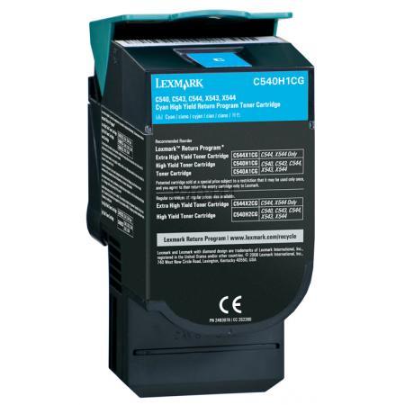 Lexmark c540 / c543 / c544 ( c ) toner compatibil 0