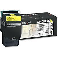 Lexmark C540H2YG Toner Yellow Original 0