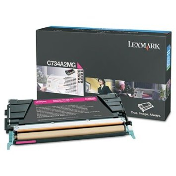 Lexmark C734A2MG Toner Magenta Original [0]