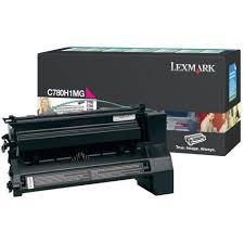 Lexmark C780H1MG Toner Magenta Original 0