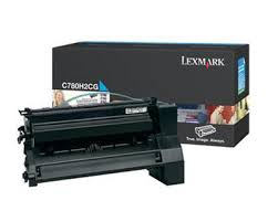 Lexmark C780H2CG Toner Cyan Original 0