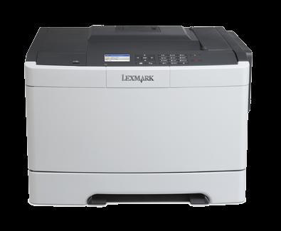 Lexmark cs410n 0