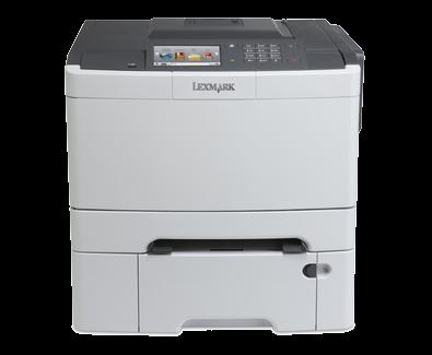 Lexmark cs510dte 0
