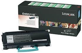 Lexmark E462U11E Toner Negru Original 0