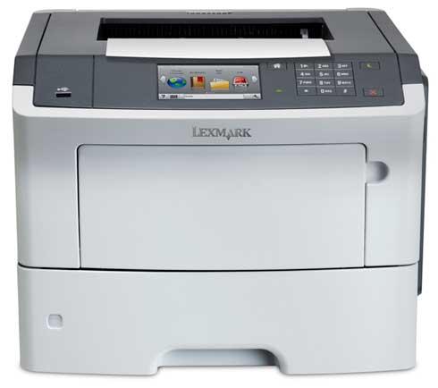 Lexmark ms610de 0