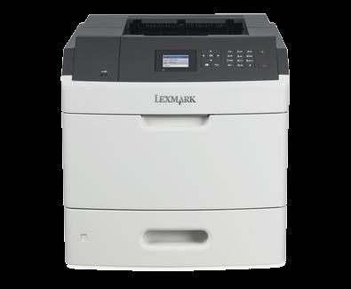 Lexmark ms812dn 0