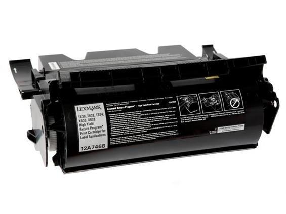 Lexmark t630 / t632 toner compatibil 0