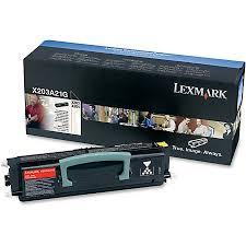 Lexmark X203A21G Toner Negru Original 0