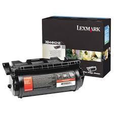 Lexmark X644H21E Toner Negru Original 0