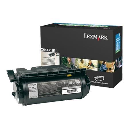 Lexmark X644X11E Toner Negru Original 0
