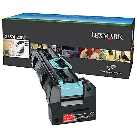 Lexmark X850H22G Drum Developer Original 0