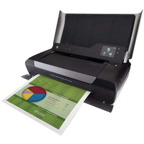 Multifuncţională hp officejet 150 mobile l511a all-in-one 0
