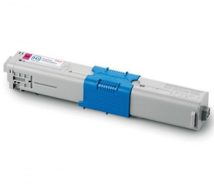 Oki c301/c321 / 44973534 (m) toner compatibil 0