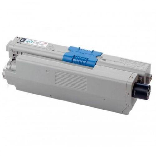 Oki c301/c321 / 44973536 (bk) toner compatibil 0
