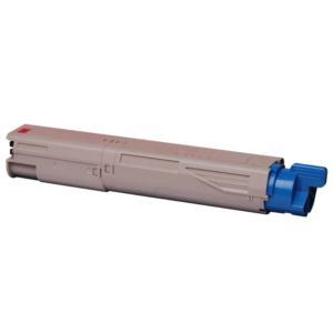 Oki c3300 / 43459330 ( m ) toner compatibil 0