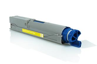 Oki c3500/c3520 / 43459321 ( y ) toner compatibil [0]