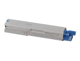 Oki c3500/c3520 / 43459324 (bk) toner compatibil 0