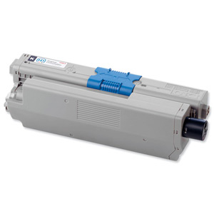 Oki c510/c530 / 44469804 (bk) toner compatibil 0